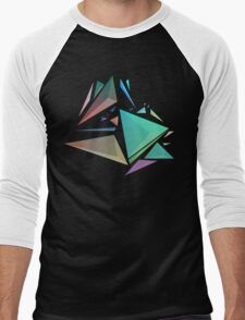 Geometric Crystals inverted T-Shirt