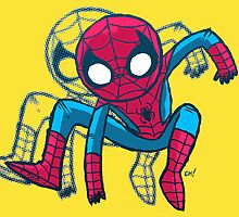 Does Whatever a Spider Can! by thechrishaley