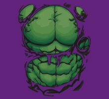 Hulk … Rip T-shirt by OliveB