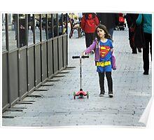 Superwoman ! Poster