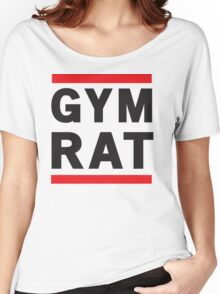 Gym Rat Women's Relaxed Fit T-Shirt
