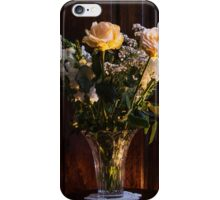 Flowers for my mother iPhone Case/Skin