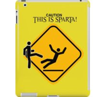 This Is Sparta iPad Case/Skin
