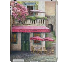 The Red Cafe iPad Case/Skin