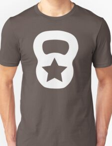 Kettlebell Star Unisex T-Shirt
