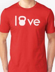 Kettlebell Love Unisex T-Shirt