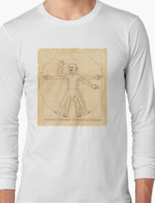 Gollum and his Precious Ring Long Sleeve T-Shirt