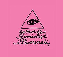 Gaming's Feminist Illuminati by Elizabeth Simins