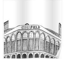 CitiField -NY Mets Stadium Poster