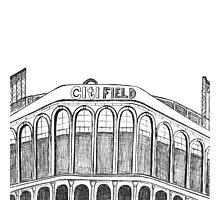CitiField -NY Mets Stadium Photographic Print