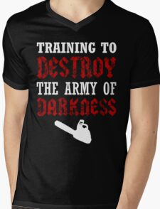 Army of Darkness Mens V-Neck T-Shirt