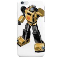 Bumblebee Transformer! iPhone Case/Skin