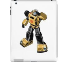 Bumblebee Transformer! iPad Case/Skin