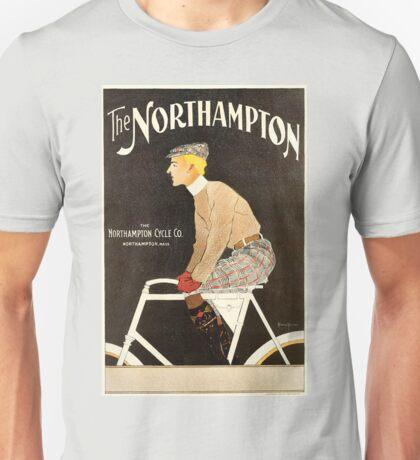 American Golden Age bicycle advertising by Penfield Unisex T-Shirt