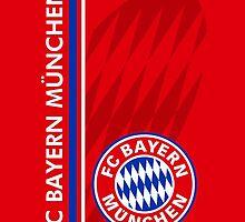 Bayern Munchen by Riyantose