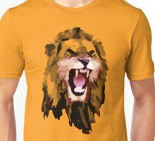 roaring lion t-shirt Unisex T-Shirt