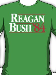 Reagan/Bush '84 T-Shirt