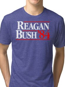 Reagan/Bush '84 Tri-blend T-Shirt