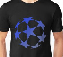Uefa Champions League Cup blue Unisex T-Shirt