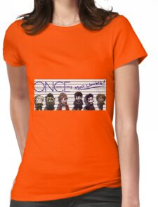 Once Upon A Time's Most Wanted Womens Fitted T-Shirt
