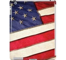 Patriotic American Flag iPad Case/Skin
