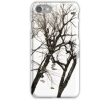 Shoes in a Tree iPhone Case/Skin