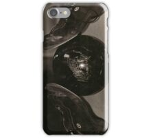 Bowling ball and shoes iPhone Case/Skin