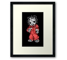 Corey Eight Framed Print