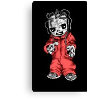 Corey Eight Canvas Print
