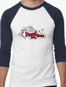 Mystery Fun House Men's Baseball ¾ T-Shirt