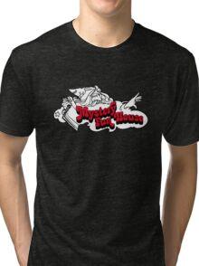 Mystery Fun House Tri-blend T-Shirt