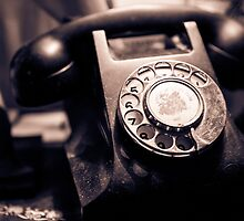 Telephony by Natalie Ord