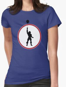 I HAVE THE BALLOON! 2 Womens Fitted T-Shirt