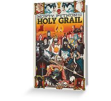 Monty Python and the Holy Grail Greeting Card