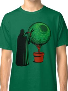 Meanwhile On The Death Star Classic T-Shirt