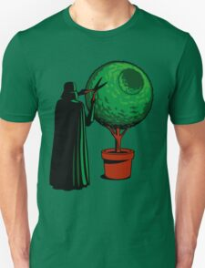 Meanwhile On The Death Star Unisex T-Shirt