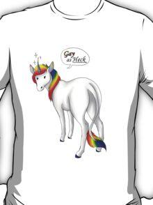Gay as Heck T-Shirt