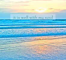 It Is Well With My Soul by shawntking