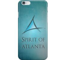 Spirit of Atlanta Phone Case iPhone Case/Skin