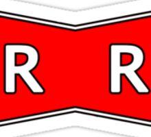 R&R Sticker