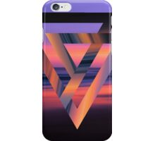 Neon Sky iPhone Case/Skin