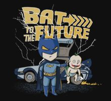 Bat to the Future by wearviral