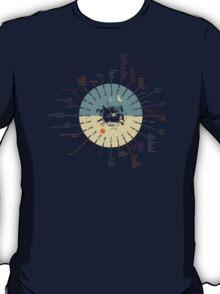 World Clock T-Shirt