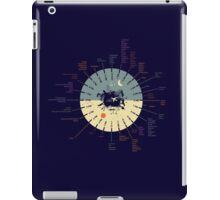 World Clock iPad Case/Skin
