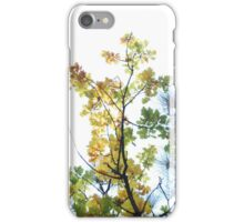 oak branches iPhone Case/Skin