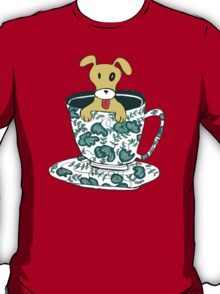 Puppy in a teacup T-Shirt