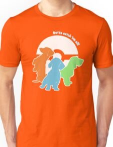 Starter Dachshunds Unisex T-Shirt