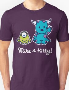 Mike and Kitty T-Shirt