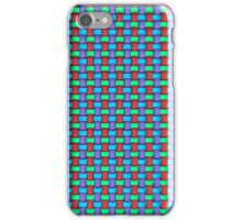 3D Woven Rubber Bands Basket iPhone Case/Skin