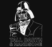 Tall Darth and Handsome by wearviral